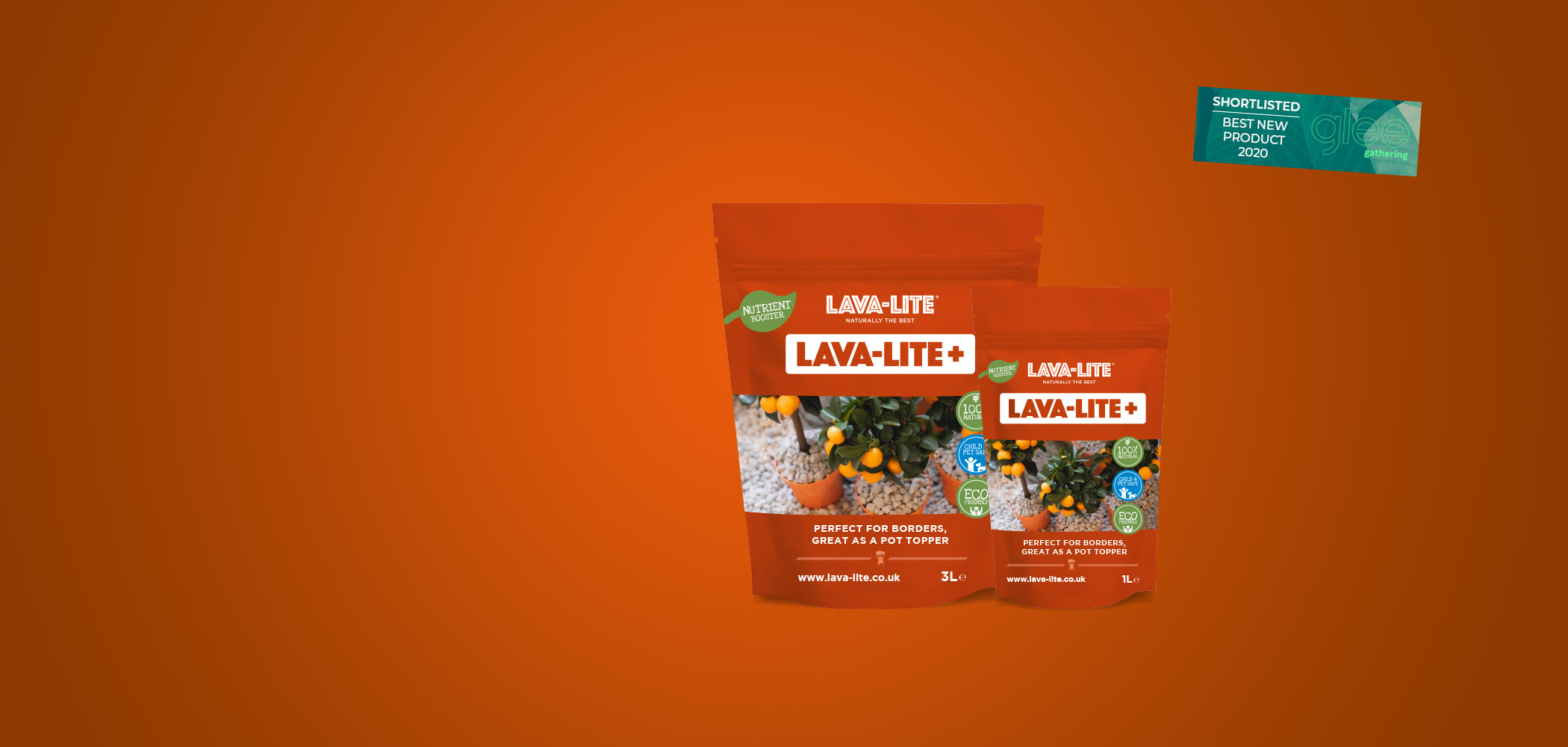 Grow Media - Our new grow media offers numerous benefits. LAVA-LITE+ is a 100% natural product with PH Neutral properties making it perfect for use with all plants. A lightweight stone perfect for patio tubs.